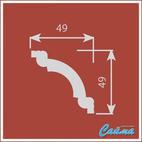Карниз CoSca К008 (49х49х2000)