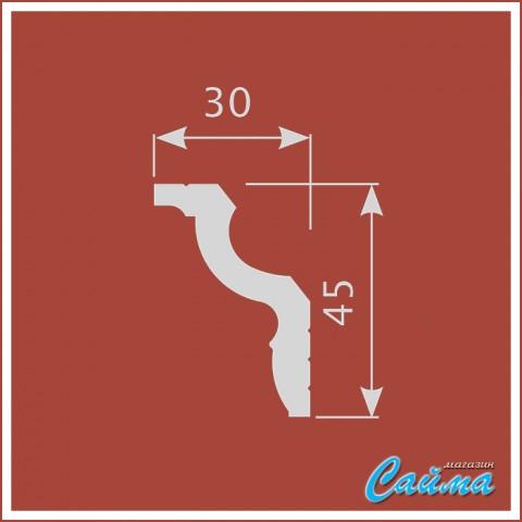 Карниз CoSca К022 (45х30х2000)