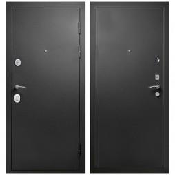 Входная Дверь Garda S3 (С3) Чёрная Шагрень