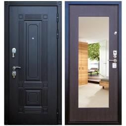 Входная Дверь Кондор Мадрид Венге (Зеркало)