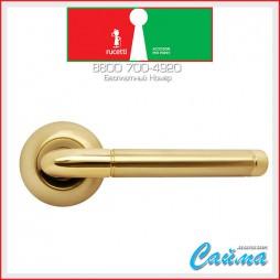 RAP 2 SG/GP Матовое золото / Золото - Дверные Ручки RUCETTI