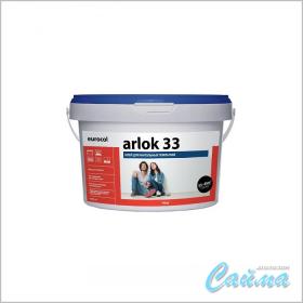 Arlok 33 (1,3 кг.) Универсальный клей для напольных покрытий
