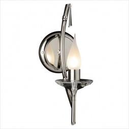 Настенный Светильник Бра Elstead Lighting Brightwell BR1 (Полированный никель)