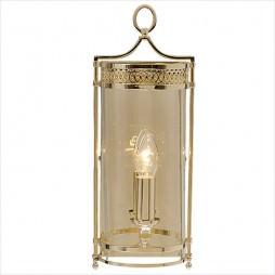 Светильник Бра Elstead Lighting Guildhall GH/WB PB (Полированная латунь)