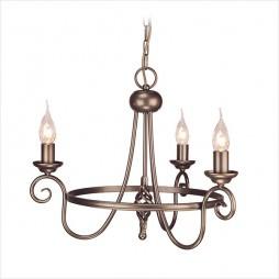 Люстра LIGHTING HARLECH HR3/A DB Dark Bronze (Тёмная бронза)
