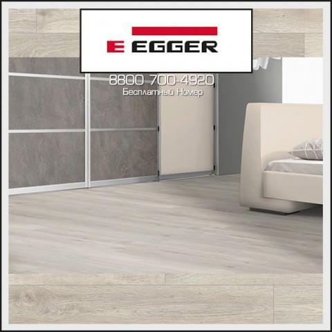 Ламинат Egger Дуб Кортина Светло-Серый EPL130 DE (Влагостойкий)