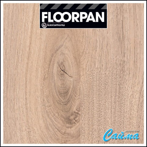 Ламинат Kastamonu (Кастамону) Floorpan BLACK Дуб Бофорта FP0050