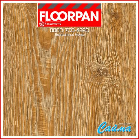 Ламинат Kastamonu (Кастамону) Floorpan Ruby Дуб Тициан FP554