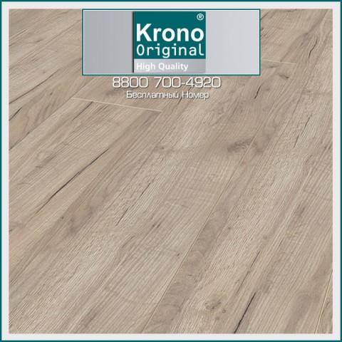 Ламинат Kronospan Forte Classic Дуб Серый Крафт K002