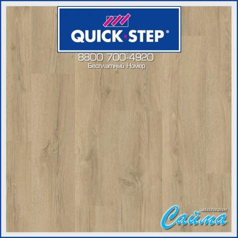 Ламинат Quick Step Classic Дуб Бежевый Рустикальный CLV4084