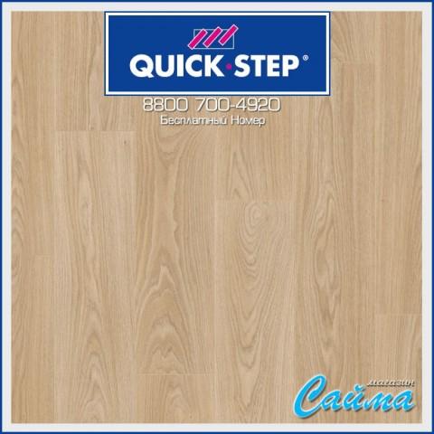 Ламинат Quick Step Classic Дуб Светлый Натуральный Премиум CLV4094