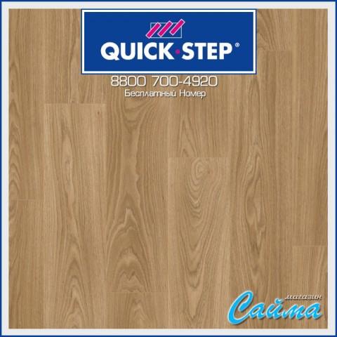 Ламинат Quick Step Classic Дуб Теплый Натуральный Премиум CLV4095