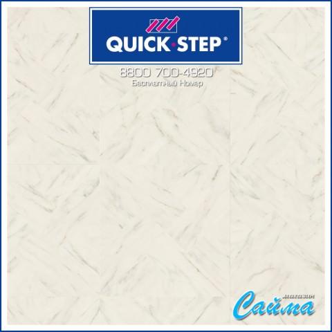 Ламинат Quick-Step Impressive Patterns Мрамор Бежевый IPE4506