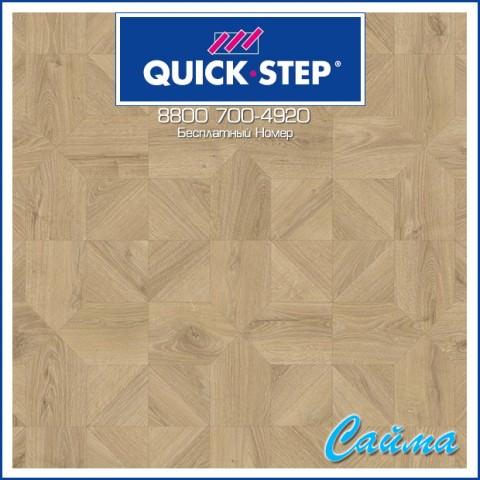Ламинат Quick-Step Impressive Patterns Дуб Песочный Брашированный IPA4142