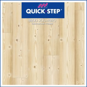 Ламинат Quick-Step Impressive Ultra Сосна Натуральная IMU1860