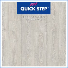 Ламинат Quick-Step Impressive Дуб Фантазийный Светло-Серый IM3560
