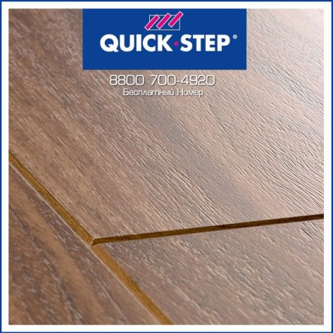 Ламинат Quick Step Perspective Доска Ореховая Промасленная UF1043