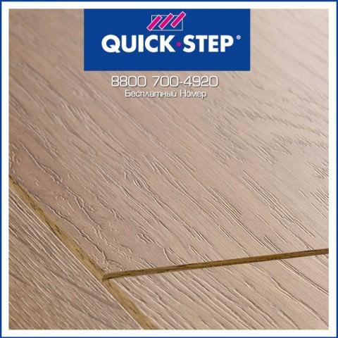 Ламинат Quick Step Perspective Доска Дуба Матовая Промасленная UF312