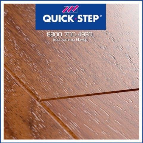 Ламинат Quick Step Perspective Доска Мербау UF996
