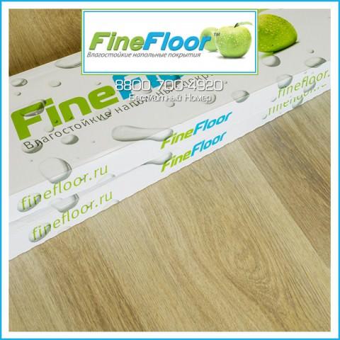 ПВХ-Плитка FineFloor Licht Дуб Кларе FF-1339