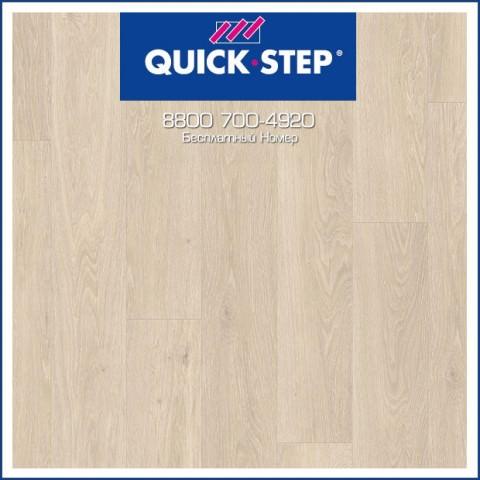 ПВХ-Плитка Quick-Step Pulse Click Дуб морской бежевый PUCL40080