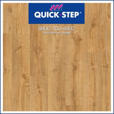 ПВХ-Плитка Quick-Step Pulse Click Дуб Осенний Медовый PUCL40088