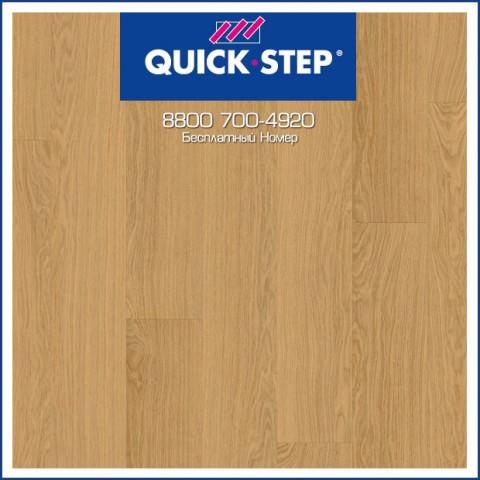 ПВХ-Плитка Quick-Step Pulse Click Дуб Мистый Медовый PUCL40098