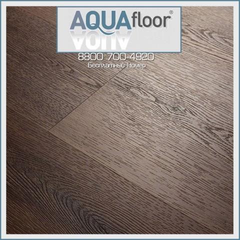 Клеевая Кварц-Виниловая ПВХ Плитка AQUAfloor RealWood Glue AF6043