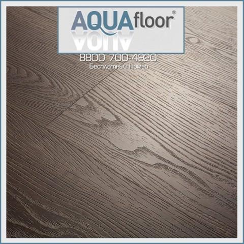 Клеевая Кварц-Виниловая ПВХ Плитка AQUAfloor RealWood Glue AF6053