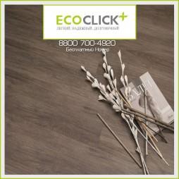 Влагостойкий Ламинат EcoClick Дуб Тефра NOX-1506