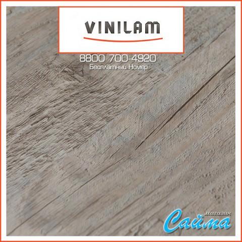 Виниловая ПВХ-Плитка Vinilam Клик 4 мм. Дуб Росток 66777