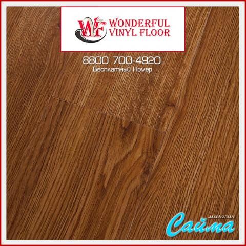 ПВХ-Плитка Wonderful Vinyl Floor Broadway Клен Классический DB158L-20