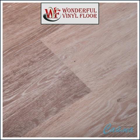 Виниловая ПВХ-Плитка Wonderful Vinyl Floor (Natural Relief) DE-1108-19 Дуб Мокко