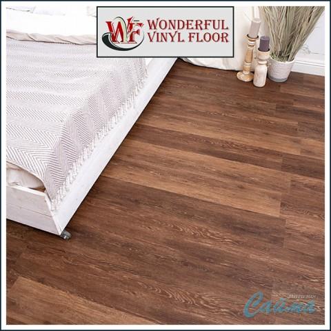 Виниловая ПВХ-Плитка Wonderful Vinyl Floor (Natural Relief) DE-1605-19 Орех Натуральный