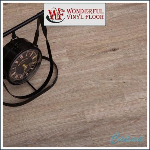 Виниловая ПВХ-Плитка Wonderful Vinyl Floor (Natural Relief) DE-2161-19 Дуб Античный