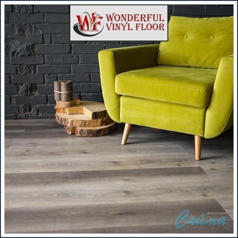 ПВХ-Плитка Wonderful Vinyl Floor REGGAE 3018-20 DUB