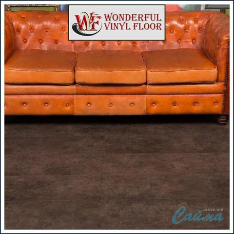 ПВХ-Плитка Wonderful Vinyl Floor (Stonecarp) SN 03-39-19 Бревиш