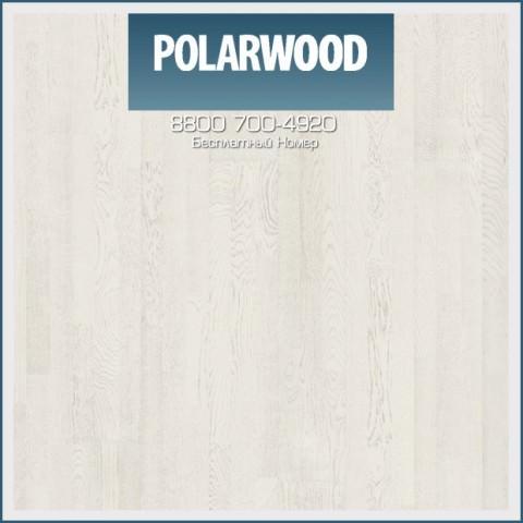 Паркетная Доска Polarwood Ясень Рикотта (Ricotta)