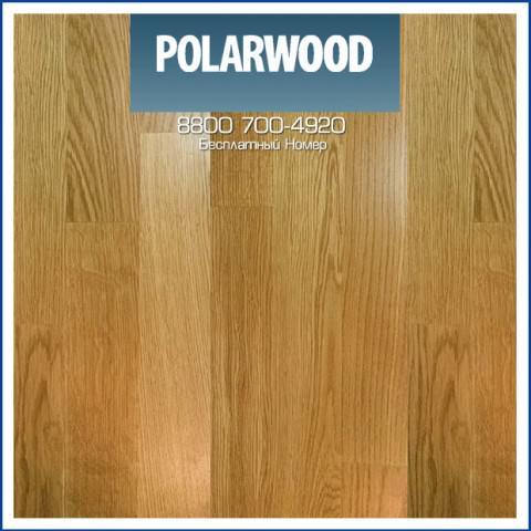 Паркетная Доска Polarwood Дуб Орегон (Oregon) трехполосная