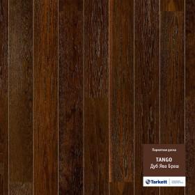Паректная доска Tarkett Tango Oak  Java ( Дуб Ява ) золотой браш 1-а полосный