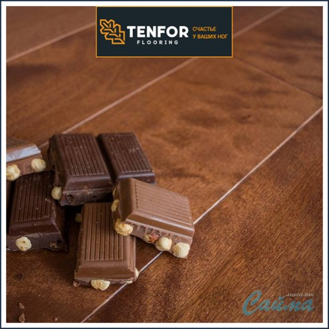Паркетная Доска Tenfor Берёза Жёлтая Cocoa Кантри