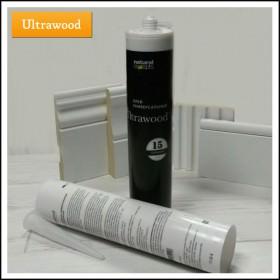 Клей Ultrawood Универсальный, Прозрачный, Монтажный
