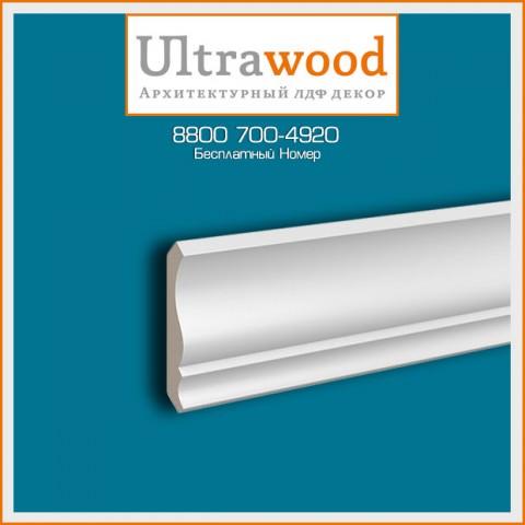 Карниз UltraWood CR 2335 (114х75х2440)