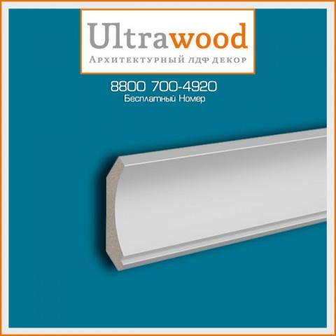 Карниз UltraWood CR 0017 (44х44х2440)