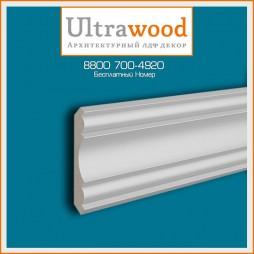 Карниз UltraWood CR 0018 (76х76х2440)