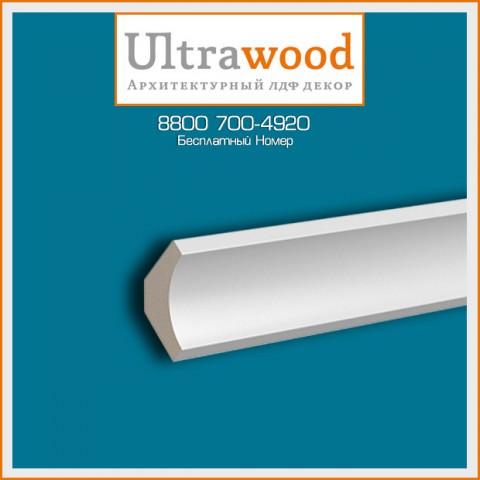 Карниз UltraWood CR 0012 (45х45х2440)