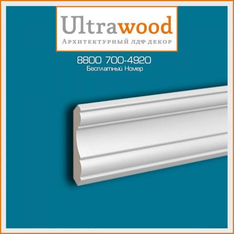 Карниз UltraWood CR 4174 (70х65х2200)