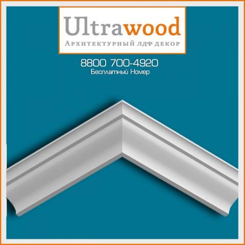Карниз UltraWood CR 4258 (40х55х2440)