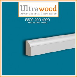 Молдинг UltraWood U 001(15х29х2440)