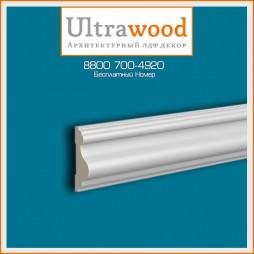 Молдинг UltraWood U 002 (14х45х2440)
